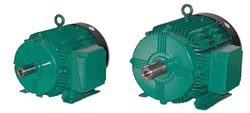 Global Range of Electric Motors