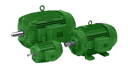Stockists of WEG High-efficiency 'Green Machines'